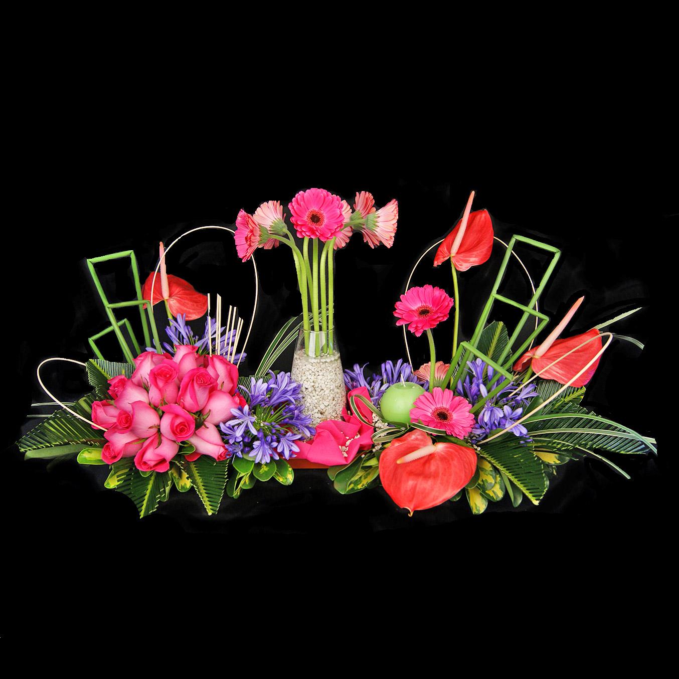 Bfa 1219 Bomflor Floristeria Florerías Quito Arreglos Florales Y Flores A Domicilio