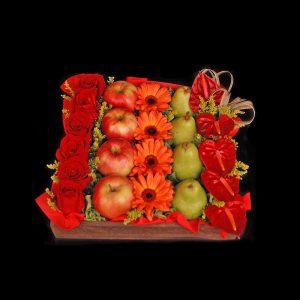 Arreglos Frutales La Mejor Combinación Entre Flores Y